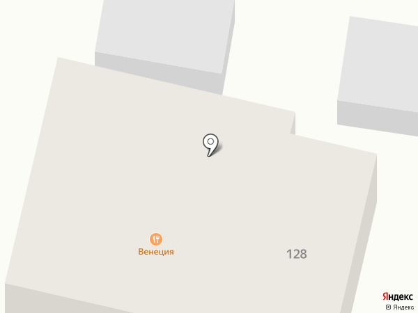 Апартаменты на карте Алексеевки