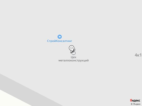 БашМеталлСтрой сервис на карте Ишимбая