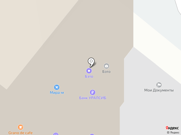 Jam на карте Уфы