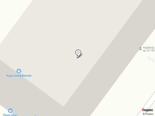 Калинка на карте Уфы