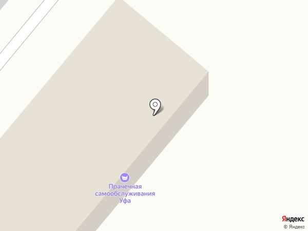 Уфа на карте Уфы