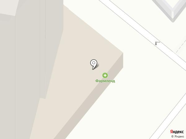 Луис+Поволжье на карте Уфы
