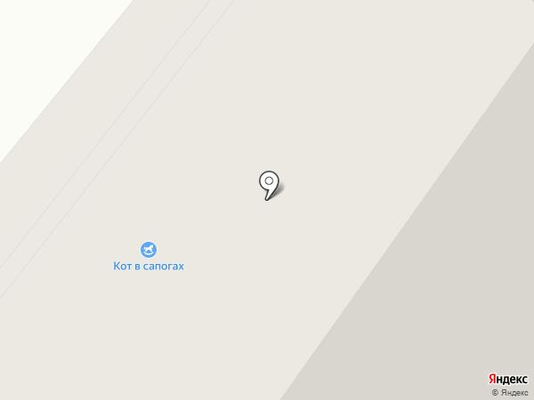 Уральская мануфактура казачьих головных уборов на карте Уфы