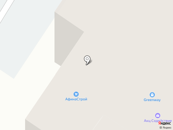 Шанти на карте Уфы