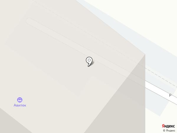 Lalinda на карте Уфы