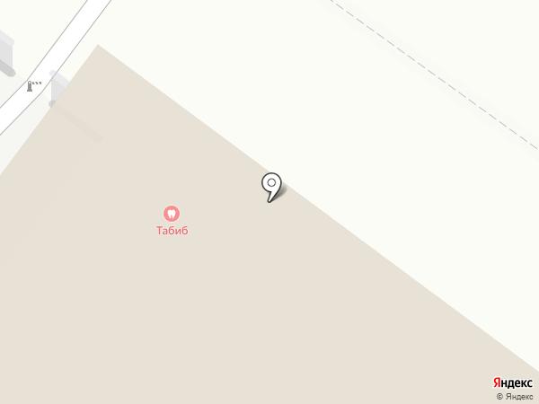 Мото Вектор на карте Уфы
