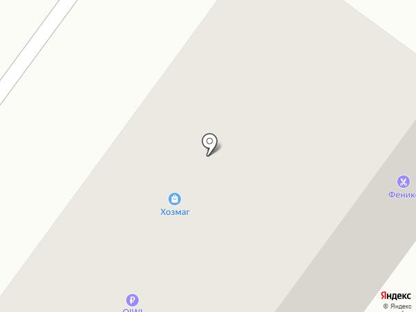 Аль-Султан Уфа на карте Уфы