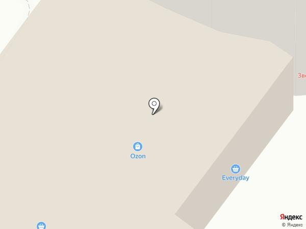 БизнесФинанс на карте Уфы