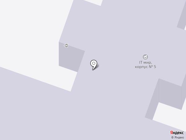 Детский сад №410 на карте Перми