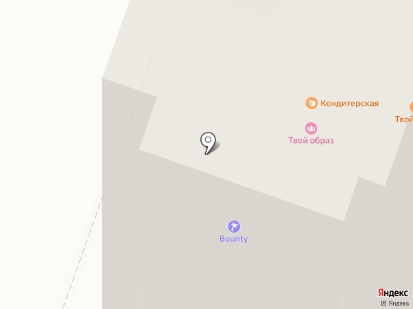 Трикотажная мастерская на карте Перми