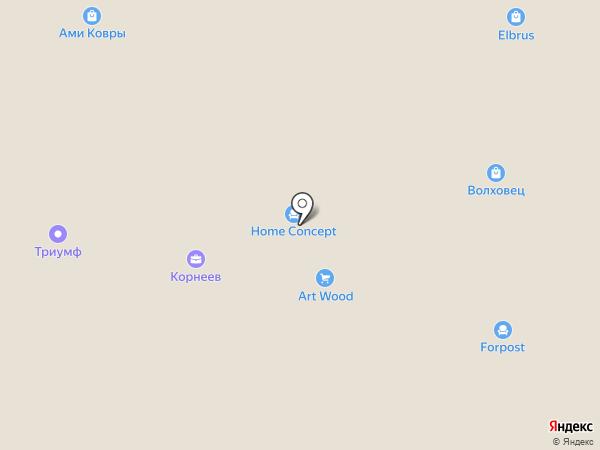 Spec-doors на карте Уфы