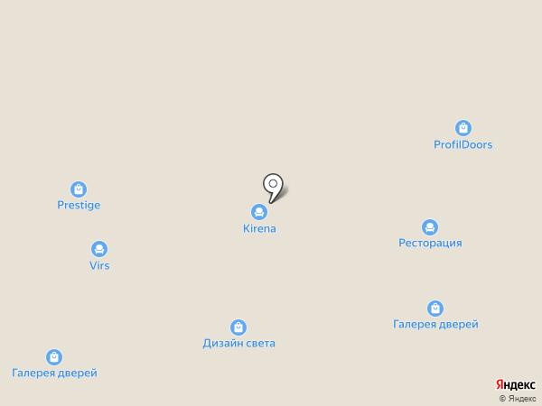 7 дверей на карте Уфы