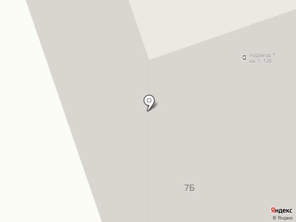 Австром на карте Перми