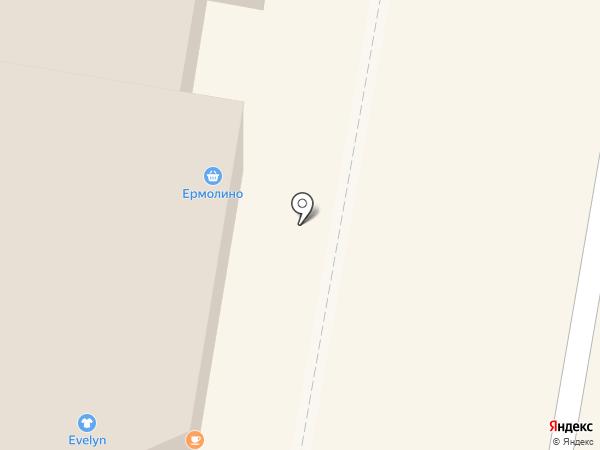 Еврохенд на карте Уфы