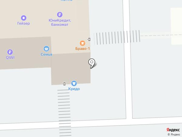 Профкарниз на карте Перми