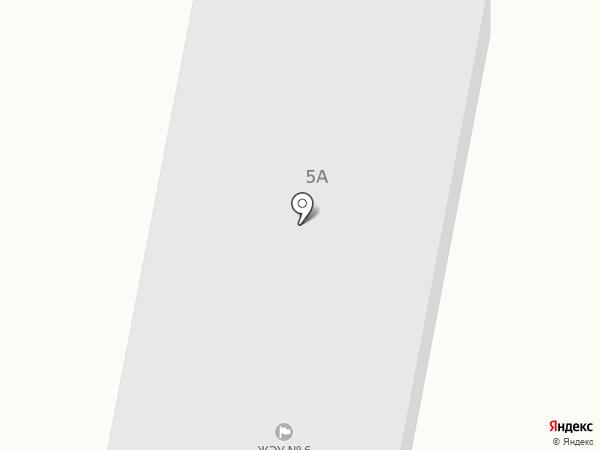 ЖЭУ-6 на карте Ишимбая