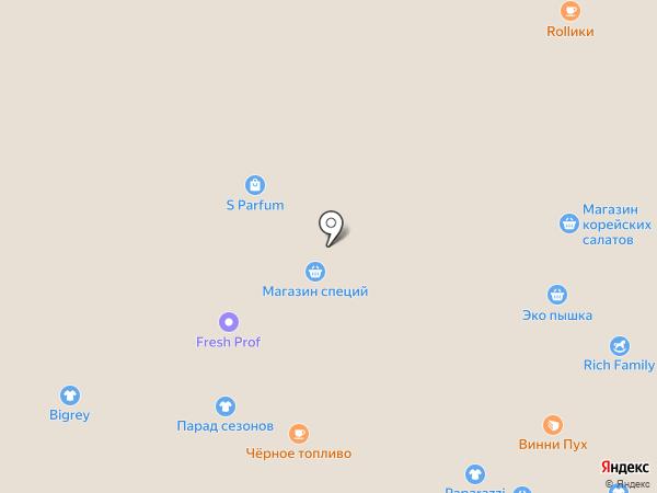 Zifa на карте Уфы