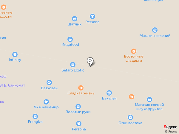 Яркие моменты на карте Уфы