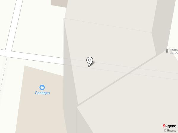 Арт Штамп на карте Уфы