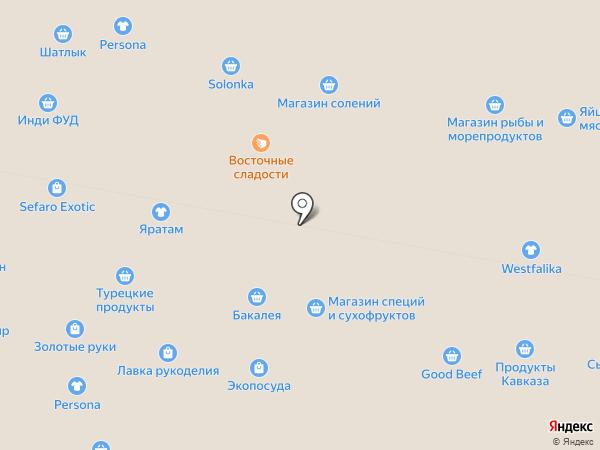 Пчеловоды Башкирии на карте Уфы