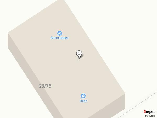 Народный-3 на карте Ишимбая