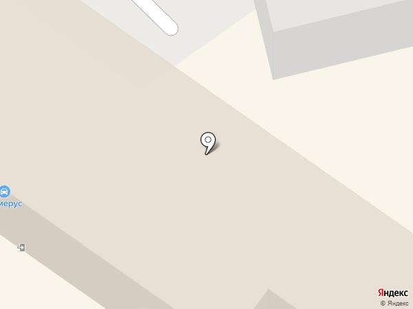 Мотосалон на карте Уфы