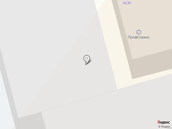 ОКНА СОК на карте Уфы