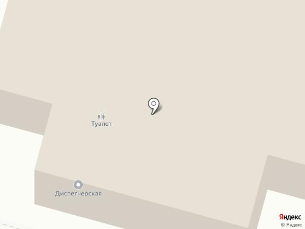 Автовокзал на карте Ишимбая