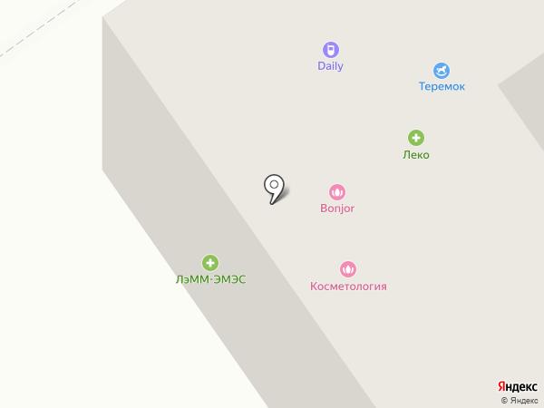 Сладости в теремке на карте Ишимбая