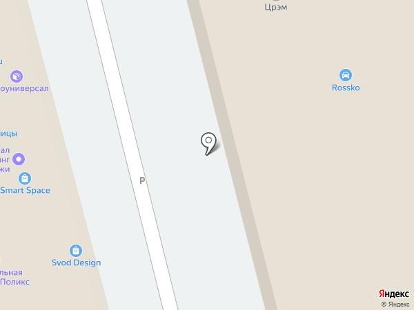 Автолайн на карте Уфы