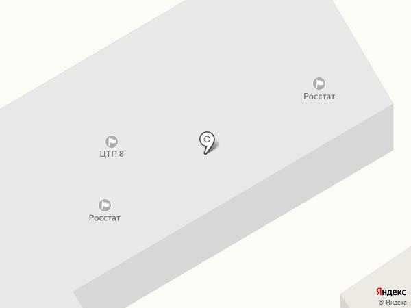Отдел государственной статистики в г. Салавате на карте Ишимбая