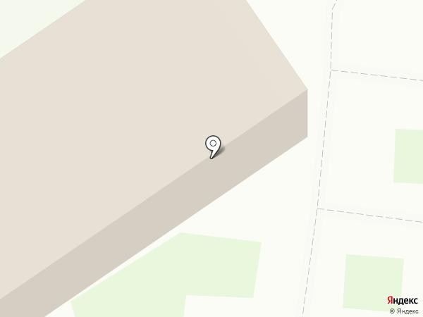 Детская спортивная школа №4 на карте Ишимбая