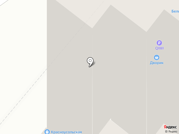 ODRI на карте Уфы