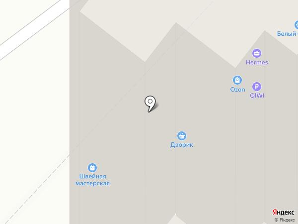 Ford Quest на карте Уфы