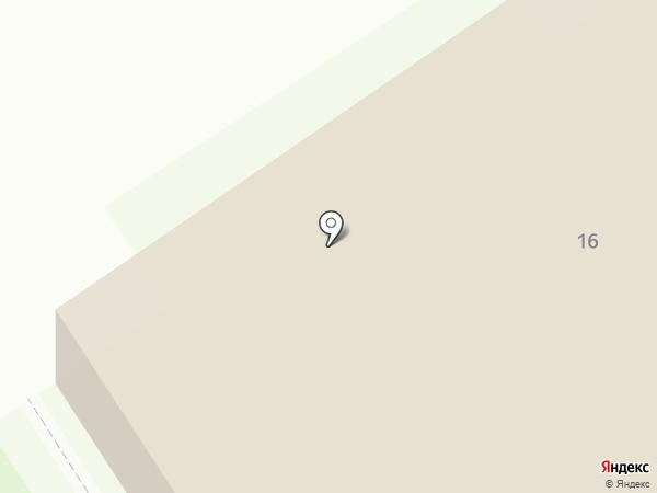 Дворец молодежи на карте Ишимбая