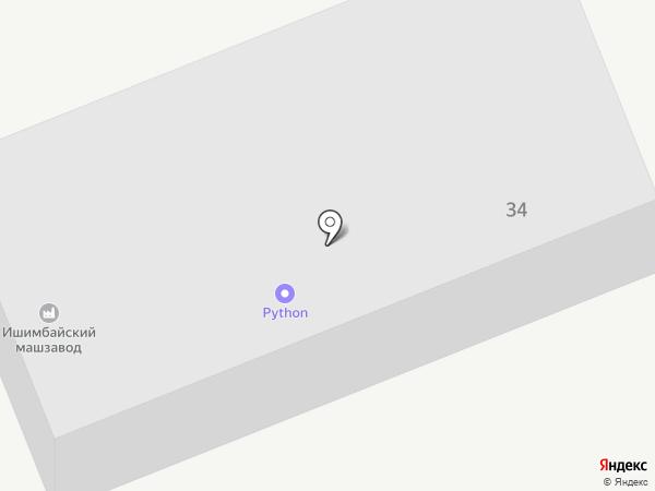 Центр тонирования автостекол на карте Ишимбая