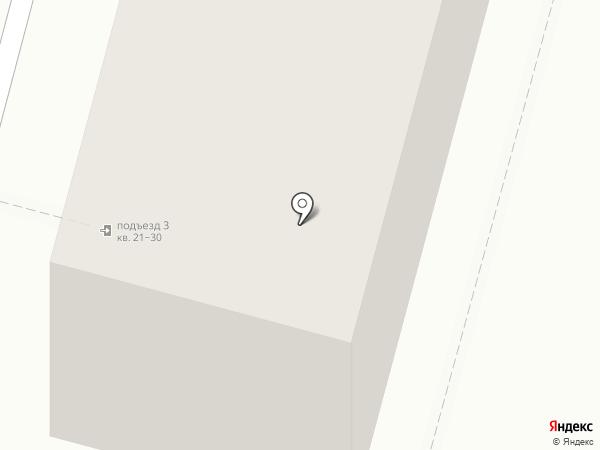 Уфимская курьерская служба на карте Уфы