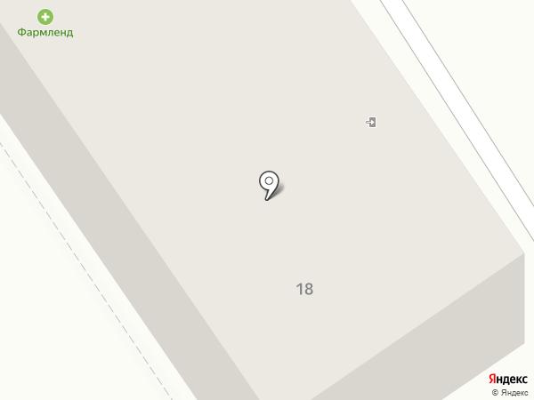 Парус на карте Ишимбая