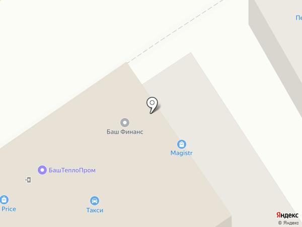 Крепёж инструменты на карте Ишимбая