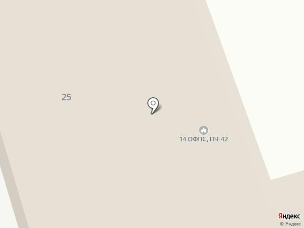 Отдел надзорной деятельности Ишимбайского района и г. Ишимбай на карте Ишимбая