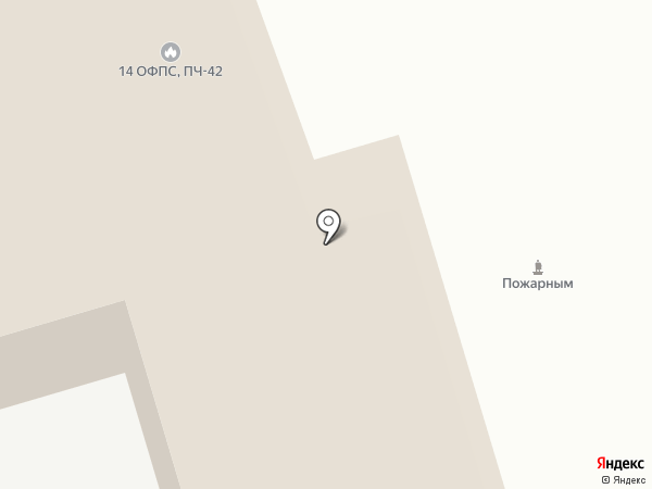 Отдел надзорной деятельности по г. Ишимбай и Ишимбайскому району на карте Ишимбая