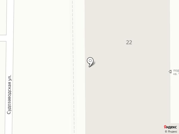 Магазин товаров для дома на карте Перми