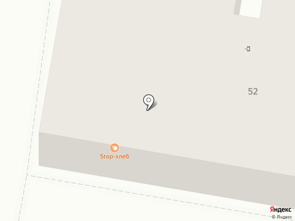 Сеть магазинов хлебобулочных изделий на карте Ишимбая