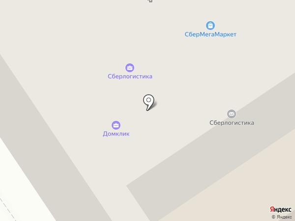 Уральский банк Сбербанка России на карте Ишимбая