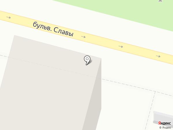РИА на карте Уфы