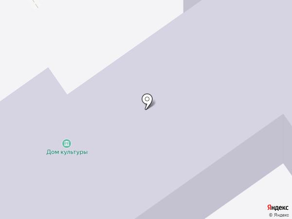 Дворец детского и юношеского творчества на карте Ишимбая