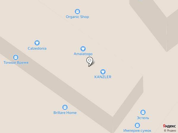 Суши-Маркет на карте Уфы