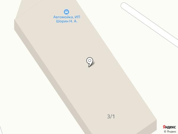 Автоцентр на карте Ишимбая