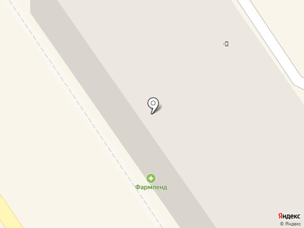 Фармленд на карте Ишимбая