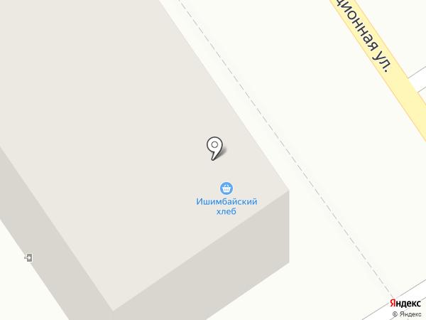 Stop хлеб на карте Ишимбая